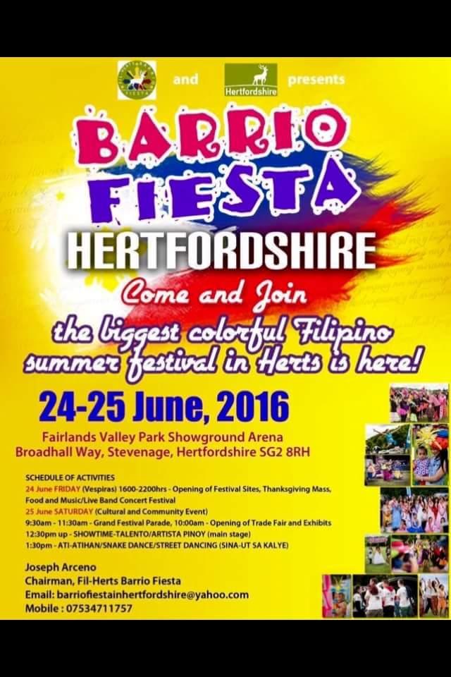 hertfordshire (june 24 - 25)