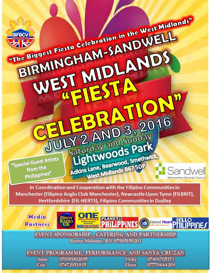 west midland (july 2-3)